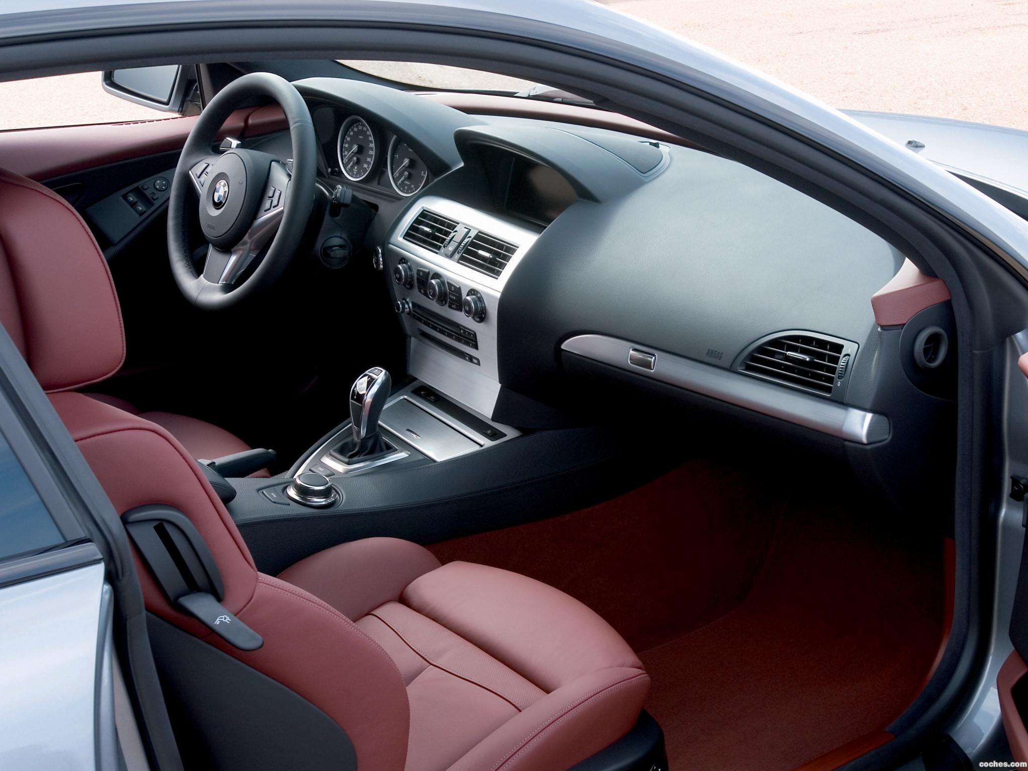 Foto 19 de BMW Serie 6 Facelift 2008