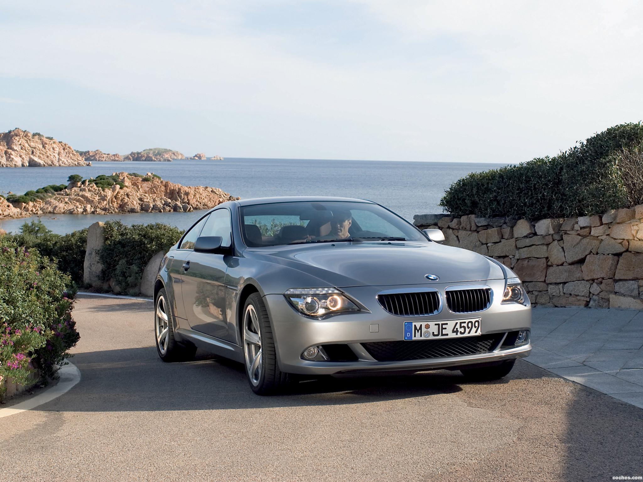 Foto 0 de BMW Serie 6 Facelift 2008