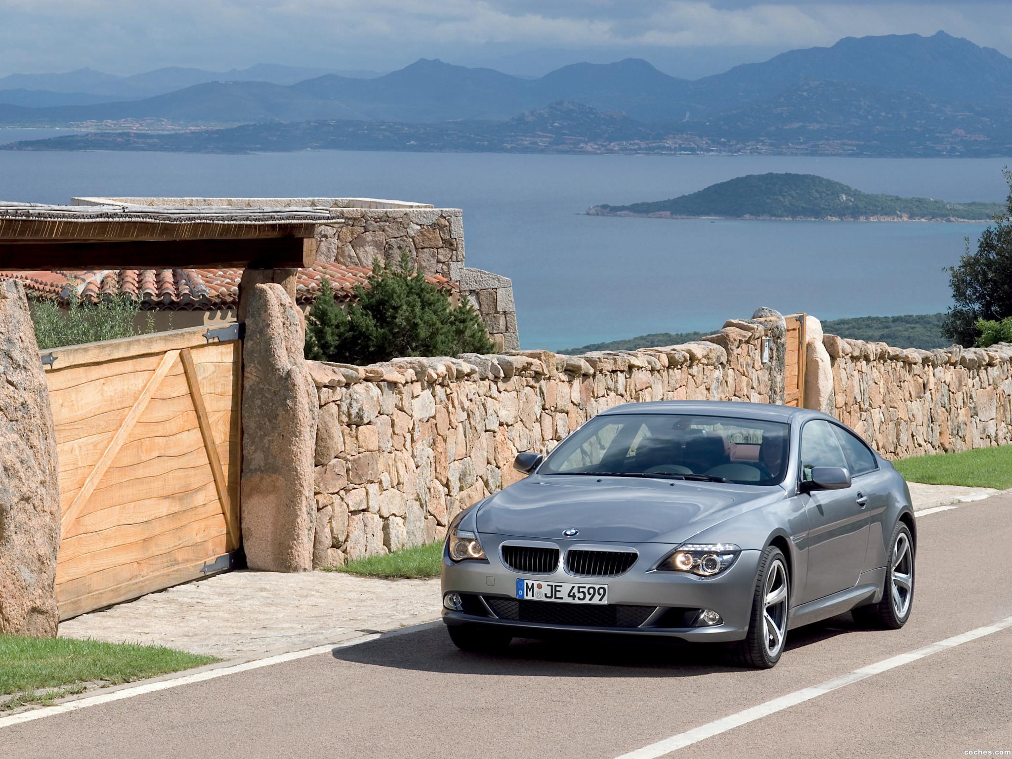 Foto 17 de BMW Serie 6 Facelift 2008