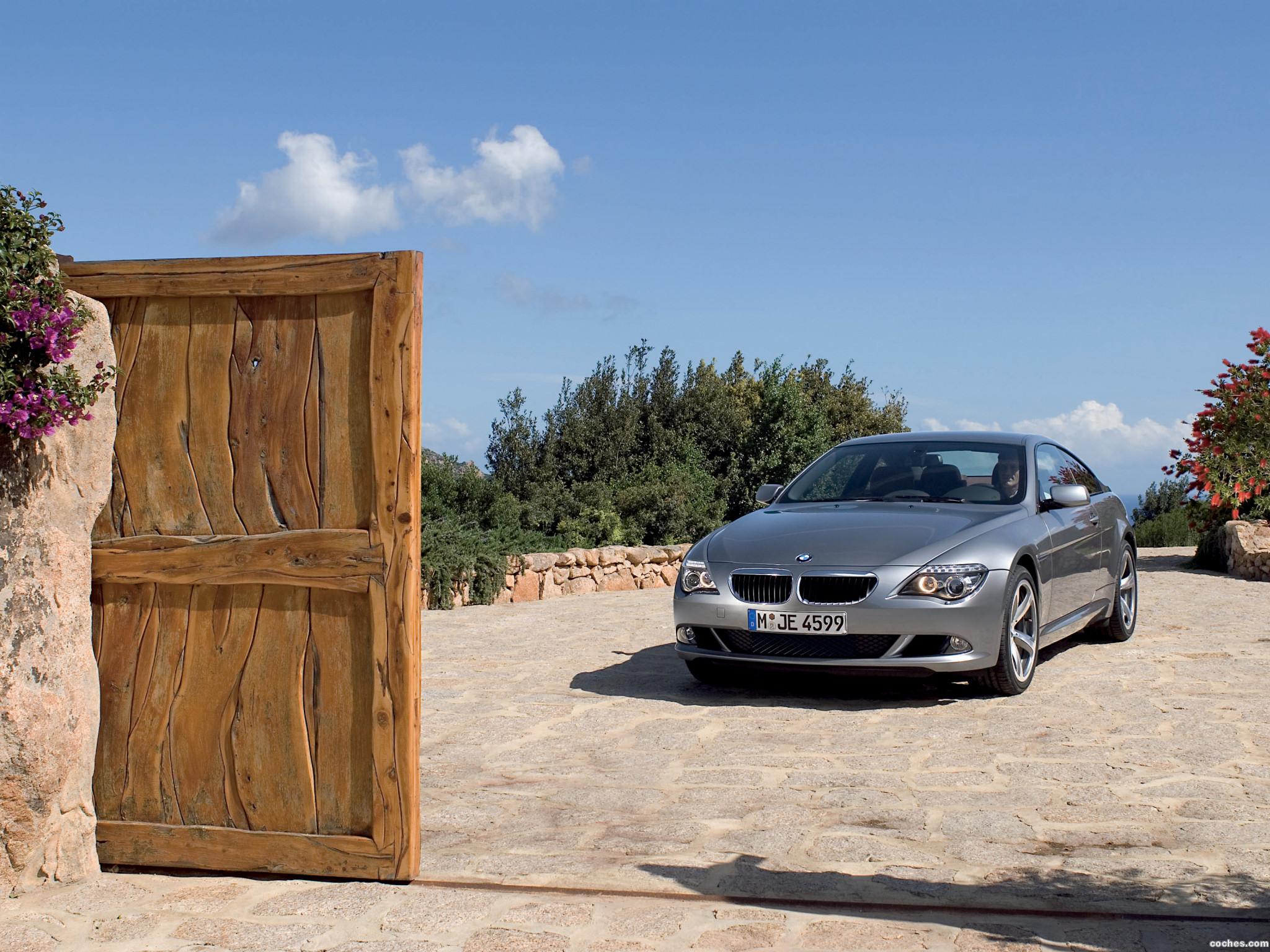 Foto 13 de BMW Serie 6 Facelift 2008