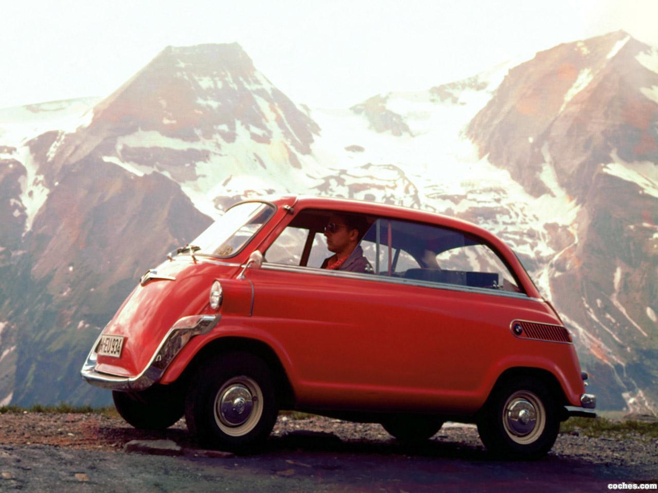 Foto 0 de BMW 600 1957