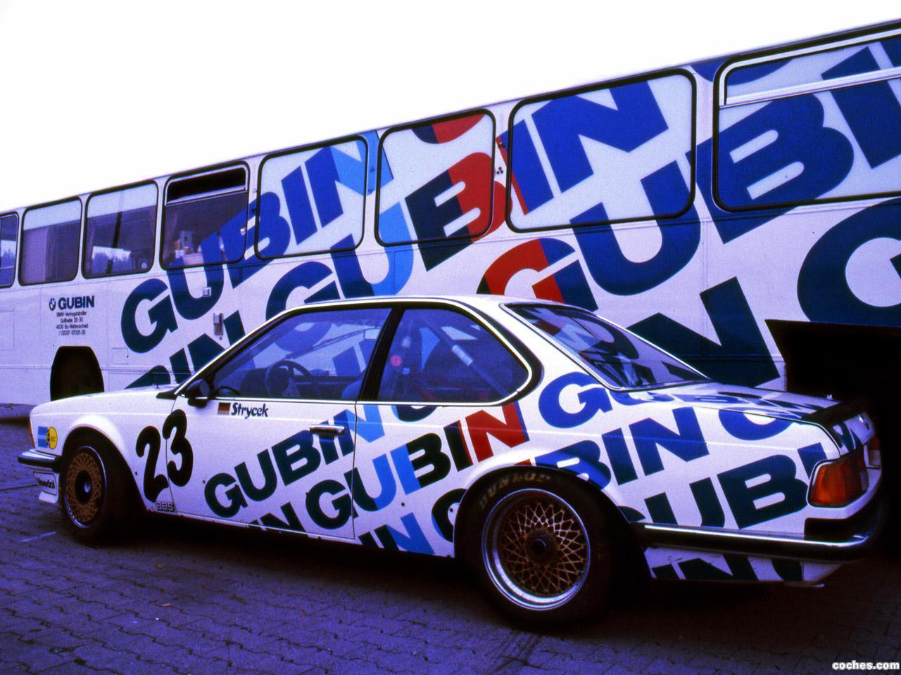 Foto 1 de BMW Serie 6 635 CSi DTM E24 1984