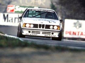Ver foto 5 de BMW Serie 6 635 CSi DTM E24 1984