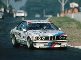 Fotos de BMW Serie 6 635 CSi DTM E24 1984