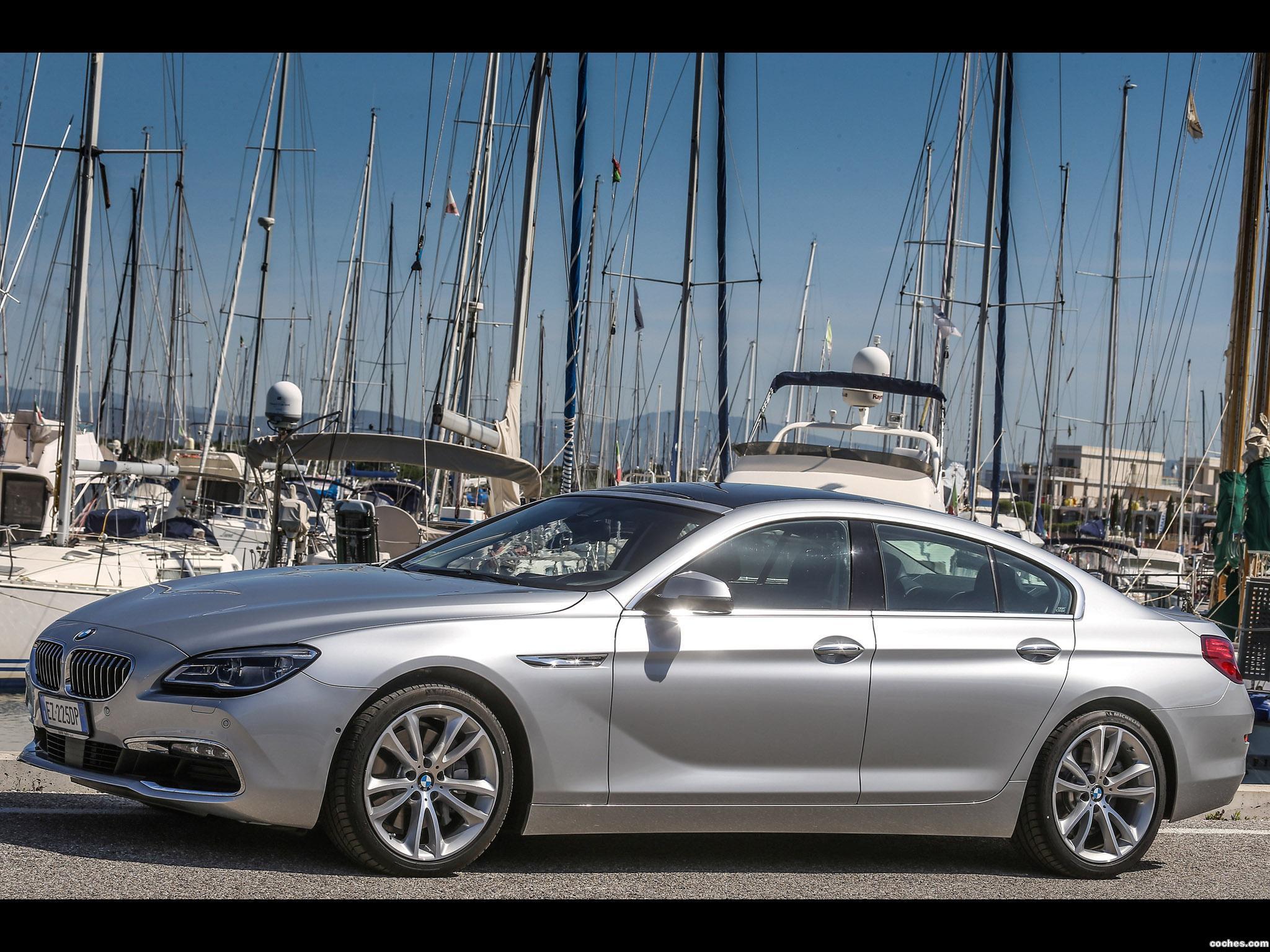 Foto 15 de BMW 640d xDrive Gran Coupe F06 2015