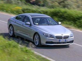 Ver foto 17 de BMW 640d xDrive Gran Coupe F06 2015