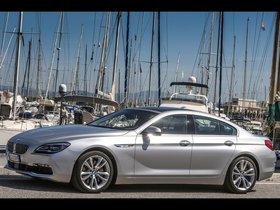 Ver foto 16 de BMW 640d xDrive Gran Coupe F06 2015