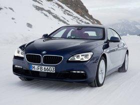 Ver foto 12 de BMW 640d xDrive Gran Coupe F06 2015