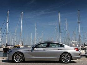 Ver foto 8 de BMW 640d xDrive Gran Coupe F06 2015