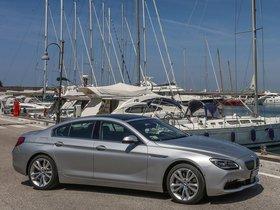 Ver foto 7 de BMW 640d xDrive Gran Coupe F06 2015