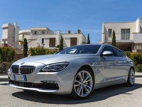Ver foto 1 de BMW 640d xDrive Gran Coupe F06 2015