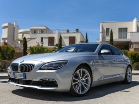 Fotos de BMW 640d xDrive Gran Coupe F06 2015