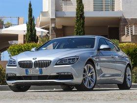 Ver foto 25 de BMW 640d xDrive Gran Coupe F06 2015