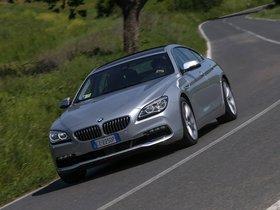 Ver foto 24 de BMW 640d xDrive Gran Coupe F06 2015