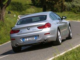 Ver foto 23 de BMW 640d xDrive Gran Coupe F06 2015