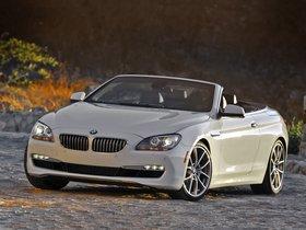 Ver foto 6 de BMW Serie 6 650i Cabrio USA F13 2011