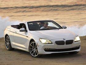 Ver foto 4 de BMW Serie 6 650i Cabrio USA F13 2011