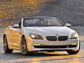 Ver foto 2 de BMW Serie 6 650i Cabrio USA F13 2011
