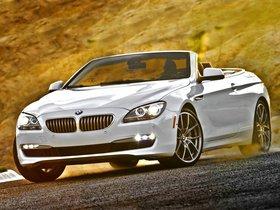 Ver foto 1 de BMW Serie 6 650i Cabrio USA F13 2011