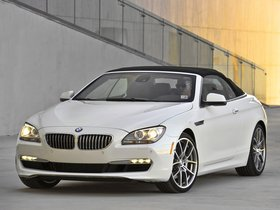 Ver foto 10 de BMW Serie 6 650i Cabrio USA F13 2011