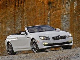 Ver foto 9 de BMW Serie 6 650i Cabrio USA F13 2011