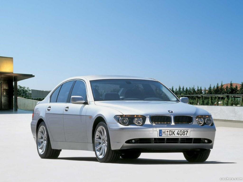 Foto 0 de BMW Serie 7 E65 2002