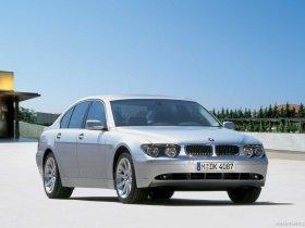 Ver foto 15 de BMW Serie 7 E65 2002