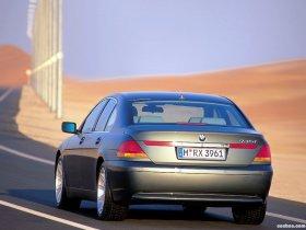 Ver foto 14 de BMW Serie 7 E65 2002