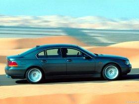 Ver foto 13 de BMW Serie 7 E65 2002