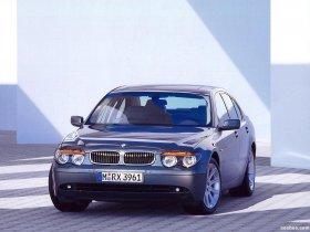 Ver foto 12 de BMW Serie 7 E65 2002