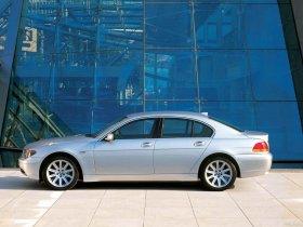 Ver foto 8 de BMW Serie 7 E65 2002