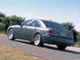 Ver foto 7 de BMW Serie 7 E65 2002