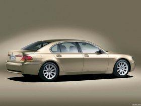 Ver foto 6 de BMW Serie 7 E65 2002