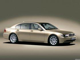 Ver foto 5 de BMW Serie 7 E65 2002