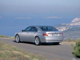 Ver foto 9 de BMW Serie 7 E65 2002
