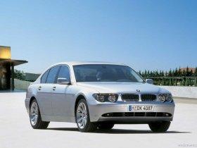 Fotos de BMW Serie 7 E65 2002