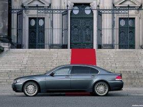 Ver foto 17 de BMW Serie 7 E65 2002