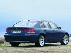 Ver foto 16 de BMW Serie 7 E65 2002