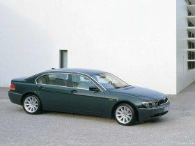 Ver foto 10 de BMW Serie 7 E65 2002
