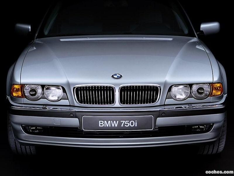 Foto 0 de BMW Serie 7 E65 2003