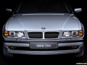 Fotos de BMW Serie 7 E65 2003