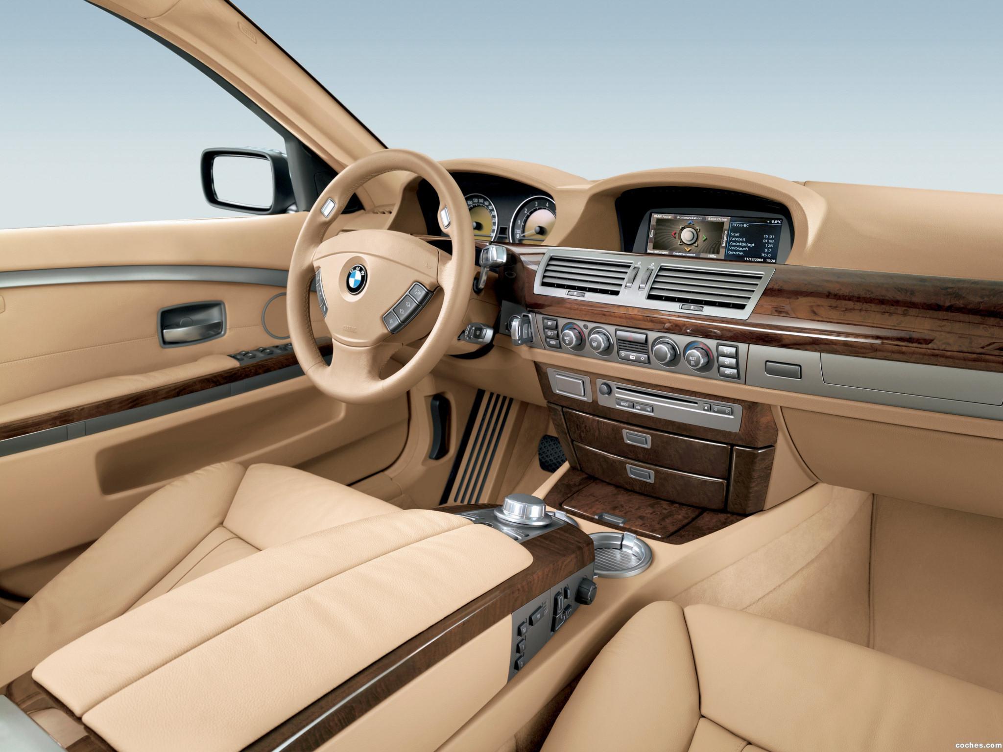 Foto 22 de BMW Serie 7 E66 Facelift 2005