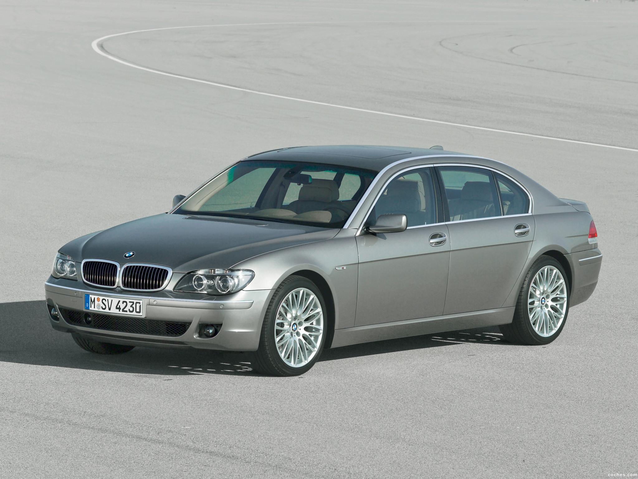 Foto 13 de BMW Serie 7 E66 Facelift 2005