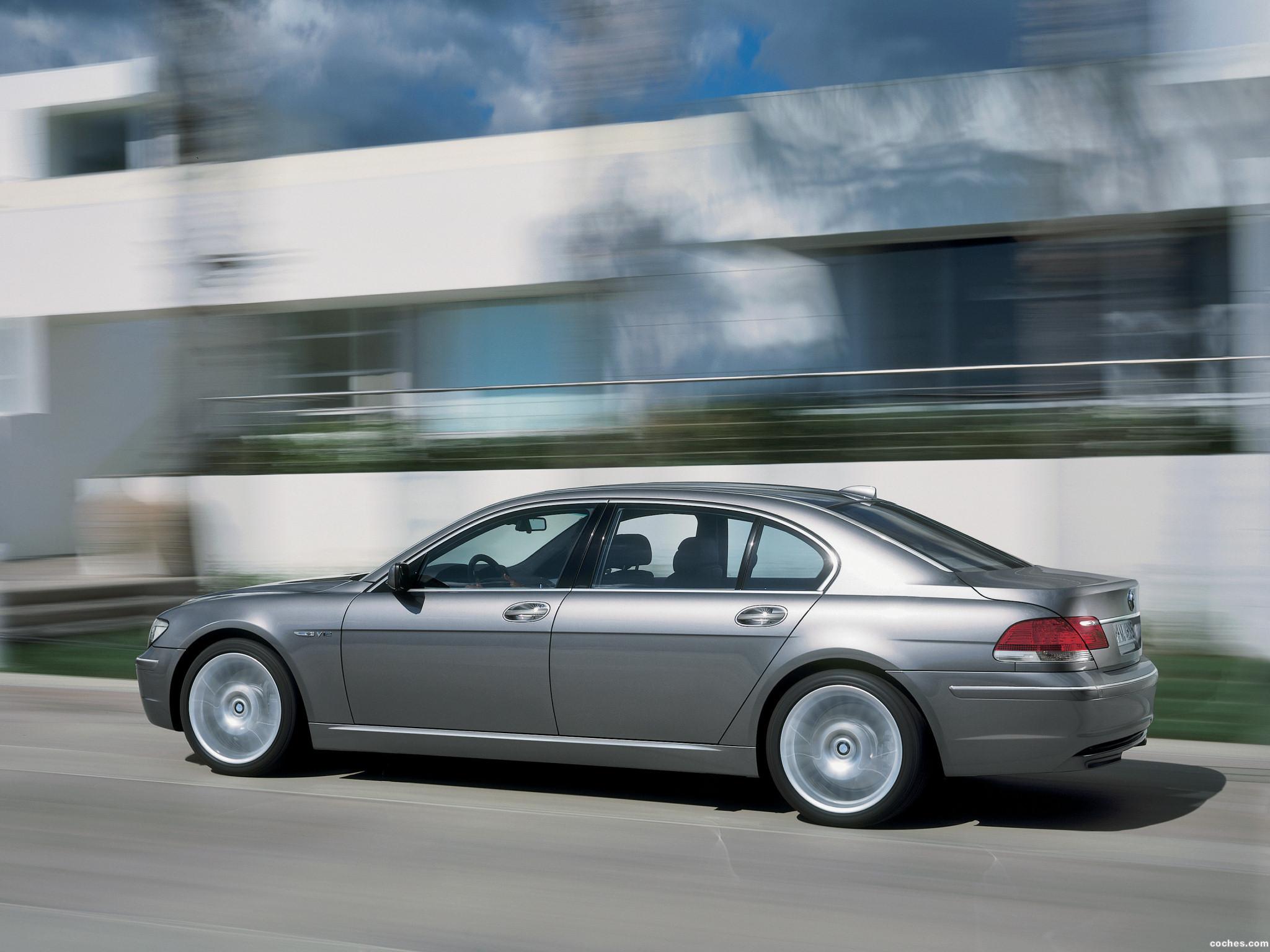 Foto 10 de BMW Serie 7 E66 Facelift 2005