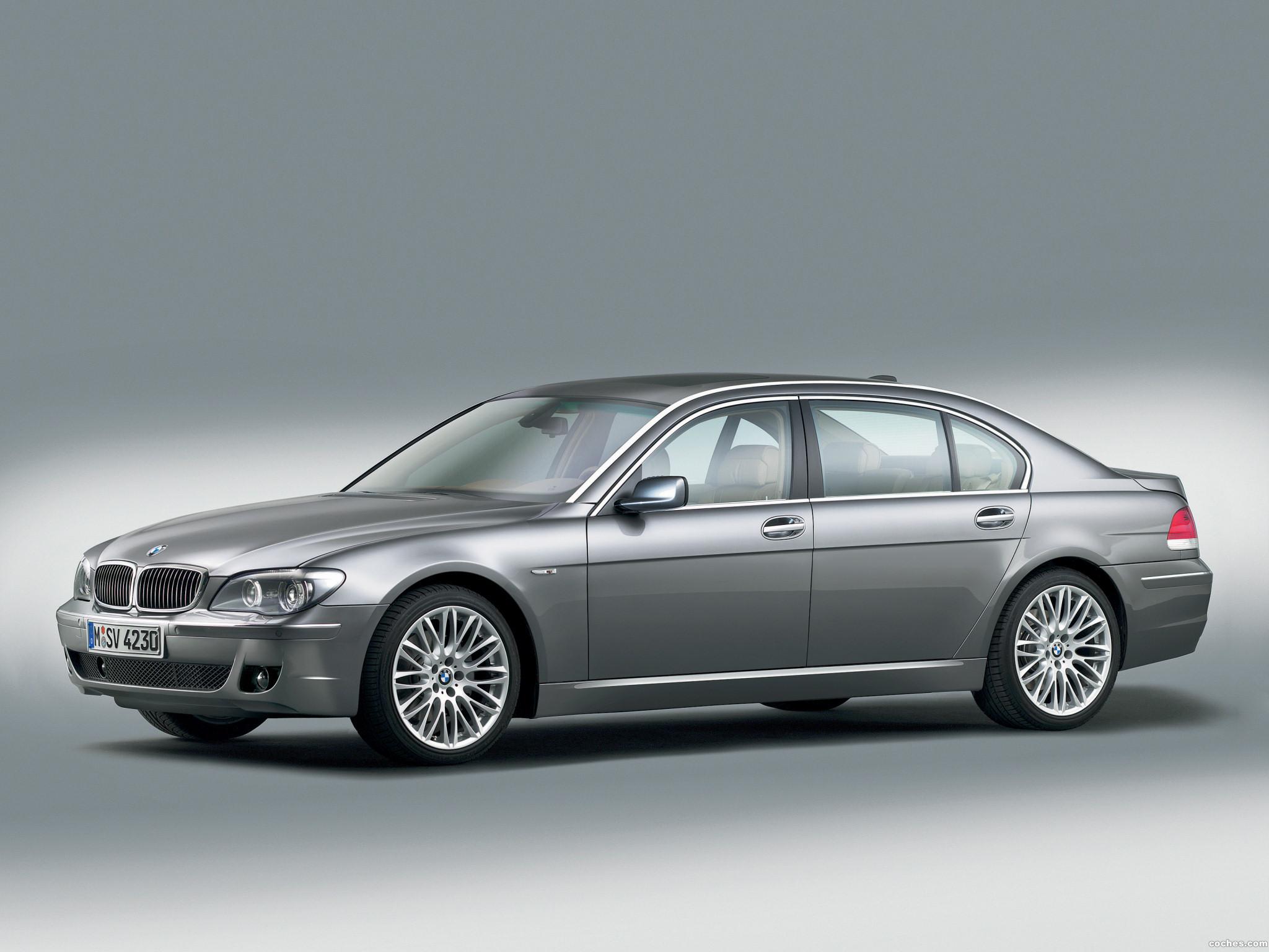 Foto 5 de BMW Serie 7 E66 Facelift 2005