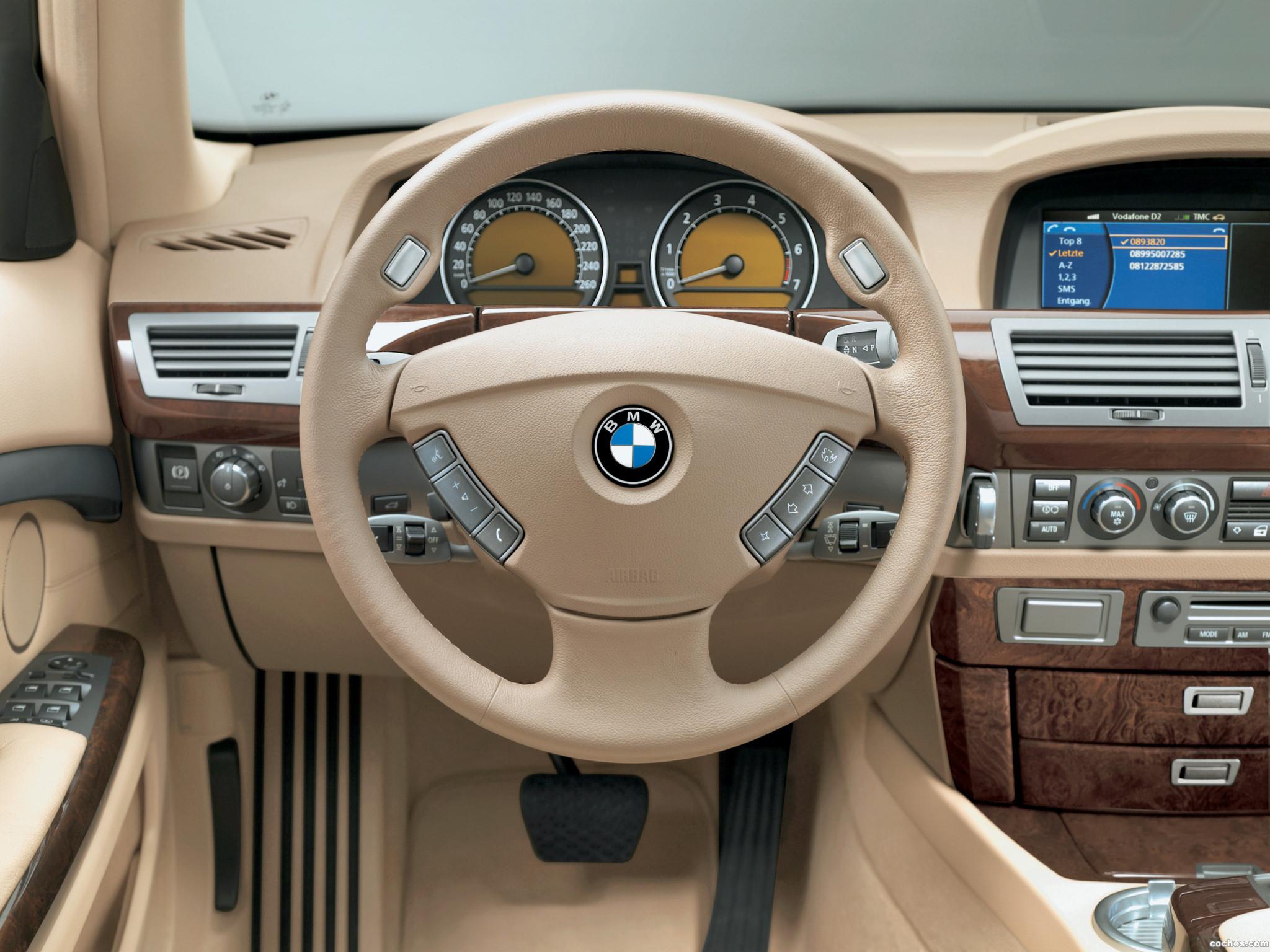 Foto 21 de BMW Serie 7 E66 Facelift 2005