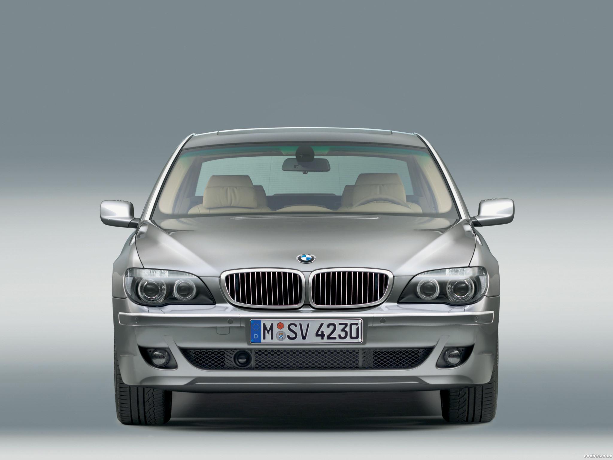 Foto 2 de BMW Serie 7 E66 Facelift 2005