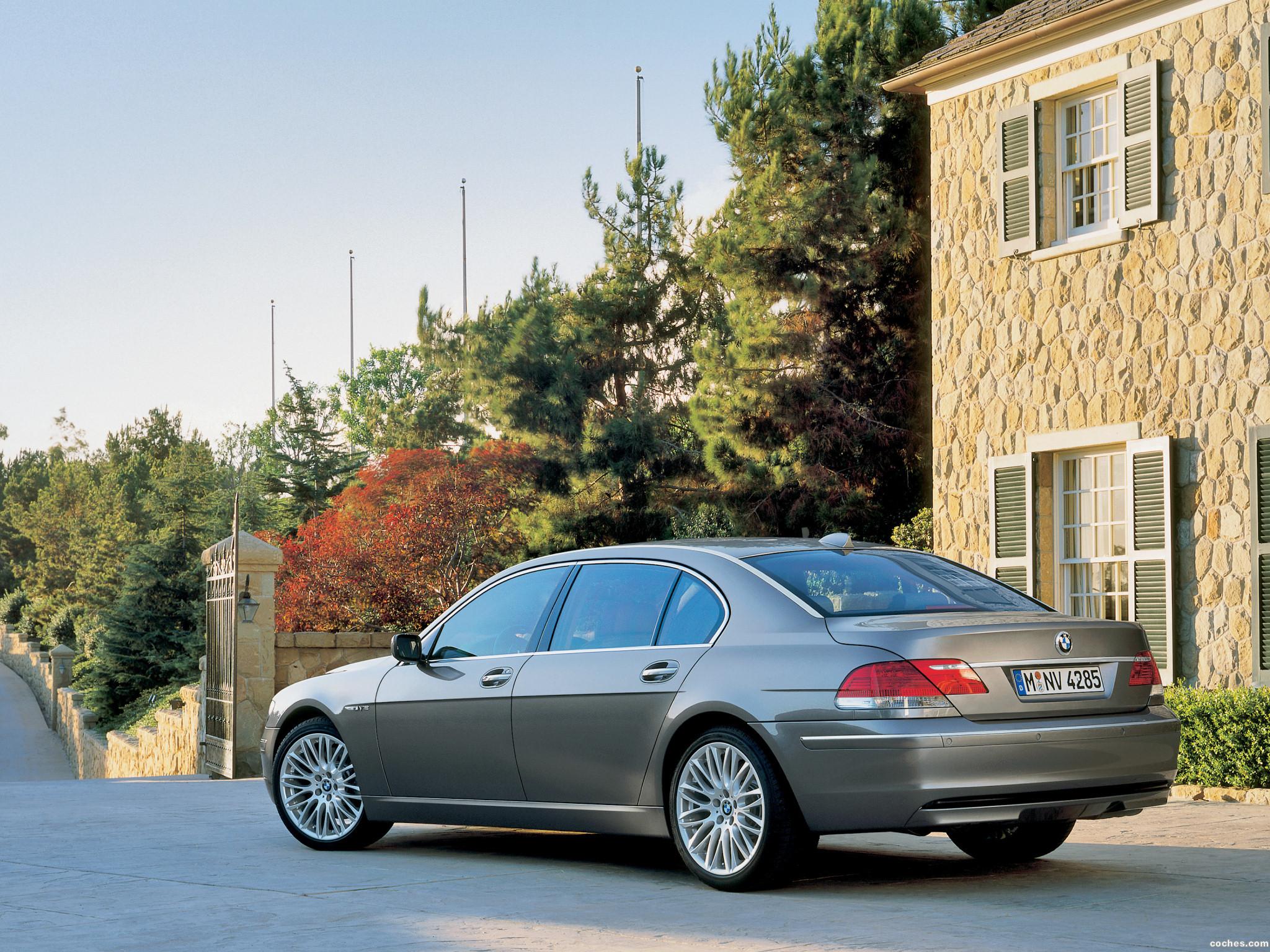Foto 16 de BMW Serie 7 E66 Facelift 2005