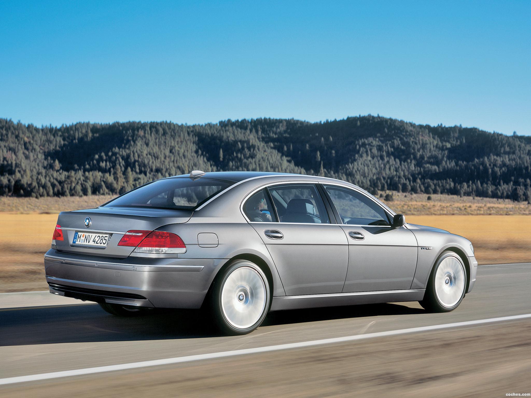 Foto 15 de BMW Serie 7 E66 Facelift 2005
