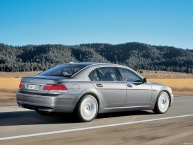 Ver foto 16 de BMW Serie 7 E66 Facelift 2005